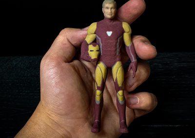 IronMan Figur 3D Druck